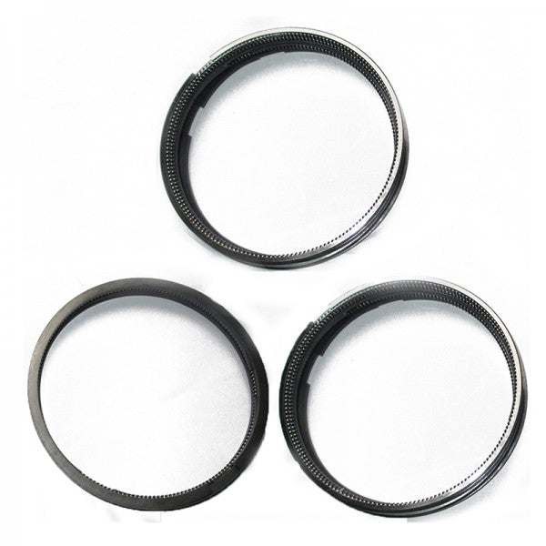 3 Sets of Piston Rings 115104090 for Perkins 403D-11 404D-15 403C-11 404C-15 Engine