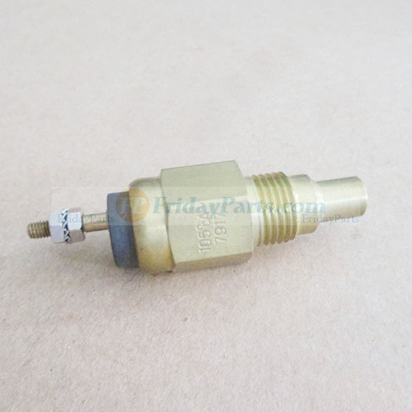 Water Temperature Sensor 4371318 for Hitachi Excavator EX200-2 EX300-3 ZAX330