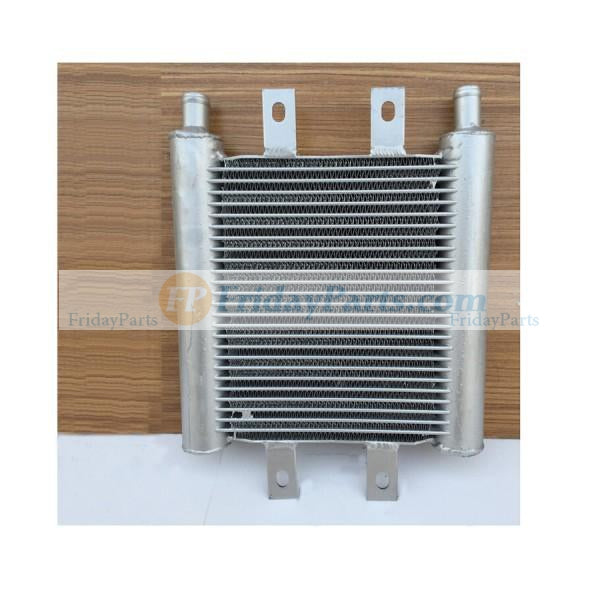 For Hitachi Excavator EX27U EX27UNA EX30U EX35U EX35UNA EX58MU Hydraulic Oil Cooler ASS'Y 4373424