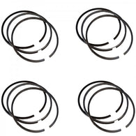 Piston Ring Set for Isuzu 4LE2 Engine Kobelco SK75SR SK70SR-2 Excavator Loader