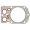 6 Pcs Cylinder Head Gasket ME051714 for Mitsubishi 6D22 Engine FV517 Truck