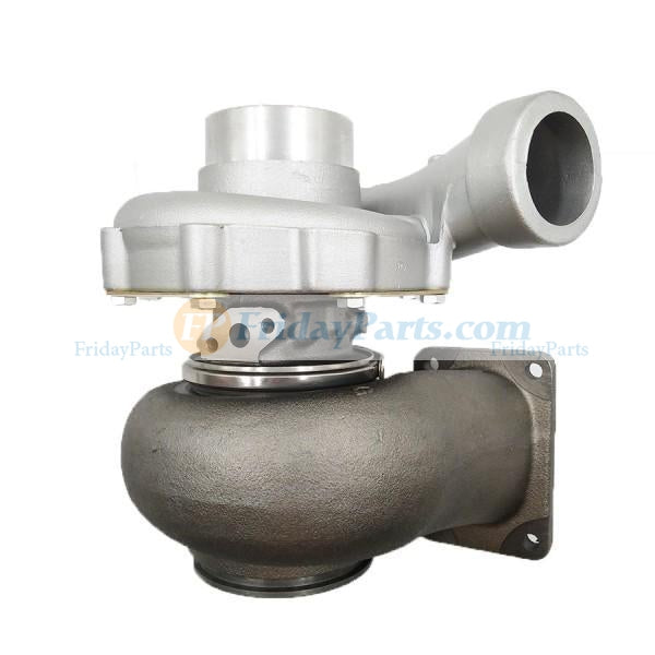 For Komatsu Excavator PC400-6 PC450-6 Engine SA6D125 Turbo S3A Turbocharger 6152-82-8210