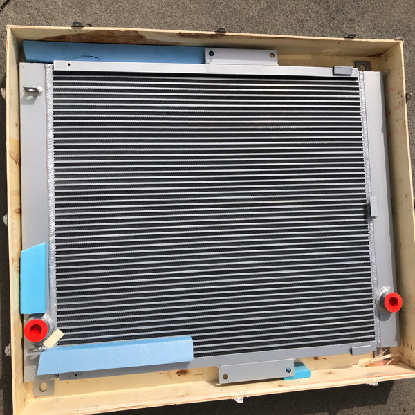 FP Oil Cooler 1447131 1719009 1643599 for Caterpillar CAT Excavator E318B E315B E317B