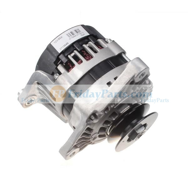 Alternator 714/40154 for JCB .540 FS PLUS 540 528 AG 4CX444 SUPER 4CN444 SUPER 4CXSM444 4CX444 4C 4CN-4WS PC 3CX