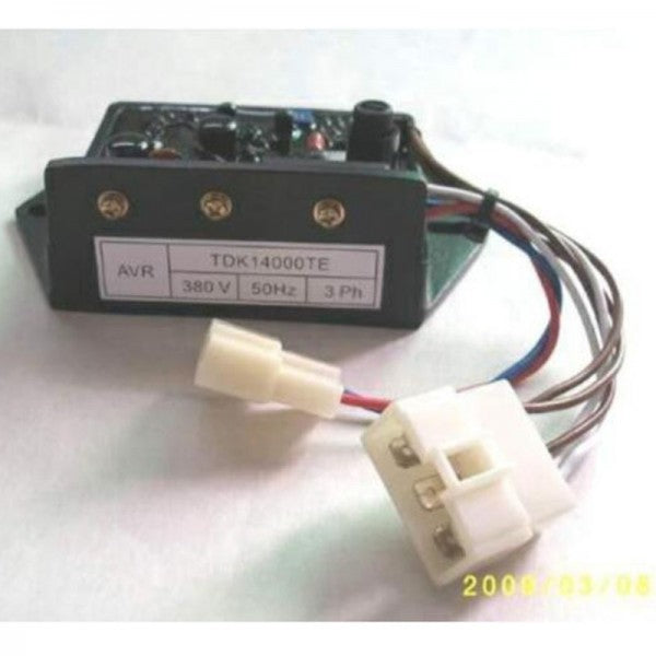 Automatic Voltage Regulator AVR TDK14000TE 380V for Taiyo Generator Genset