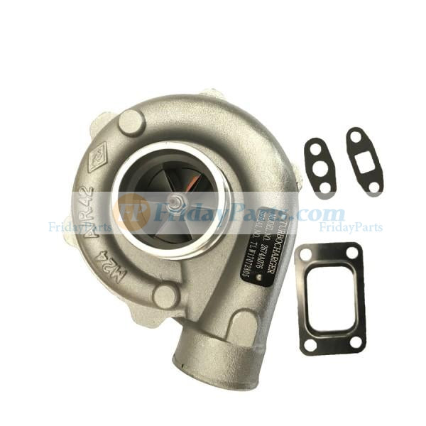 For Komatsu PC120-5K PC130-5K PC150HD-5K Perkins Engine 1004-4TLR Turbo S2A Turbocharger 2674A160