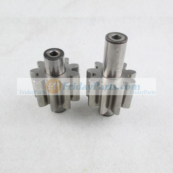 For Cat Catpillar Excavator E320V2 Mitsubishi Engine S6K Oil Pump Shaft Oil Pump Tooth