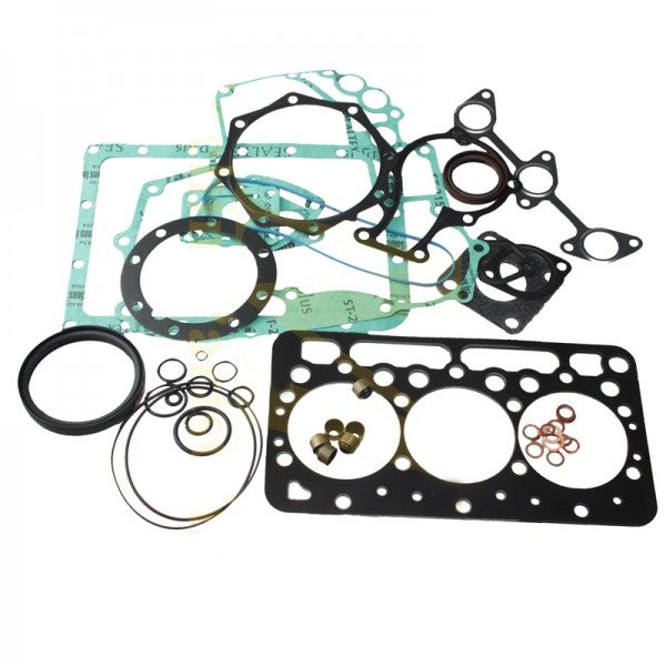 Engine D722 Full Gasket Kit 6672739 Upper+6672740 Lower for Bobcat 316 319 320 321 322 323