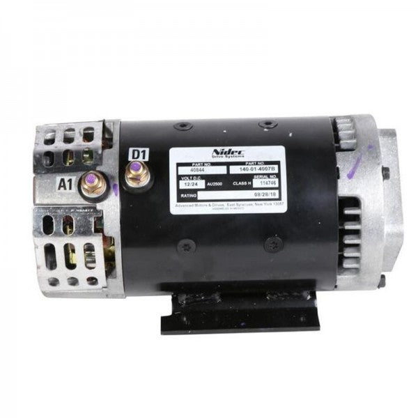 Electric Motor 40844GT for Genie GS-2032 GS-2046 GS-2632 GS-2646 24VDC 4.5HP