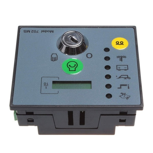 Electronic Manual Start Controller Control Module DSE702MS Generator Spare Part