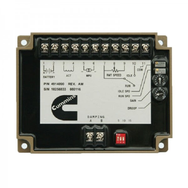 Engine Speed Controller Governor 4914090 for Cummins Generator