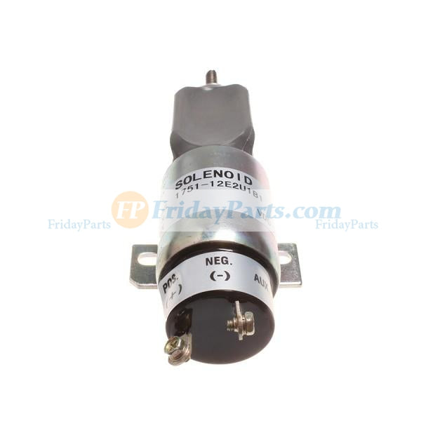 Engine Stop Shutdown Solenoid Valve 1751-12E2U1B1 for Woodword SA-4984-12