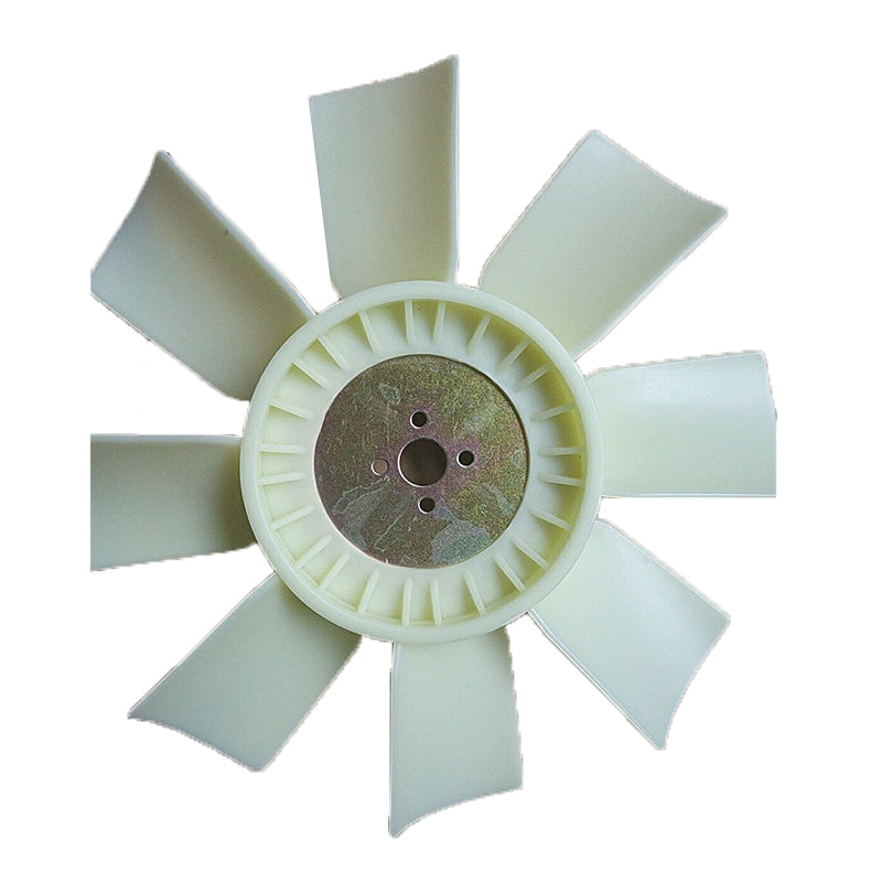 Deal FP Fan Blade YM129436-44742 for Komatsu PC55MR-3 PC45MR-3 PC40-7 PC35R-8 4D88E 4D84