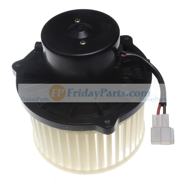Fan Blower Motor 11N6-90700 Hyundai Wheel Loader HL730-9 HL740-9