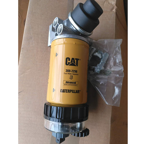 FP Filter AS-Water Separator & Fuel 308-7298 for Caterpillar CAT 420E 430E 450E 938H M313D M315D M316D M318D M322D