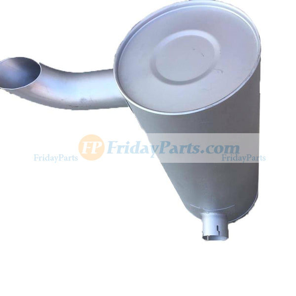Hitachi MA200 SR2000G ZH200-A ZH200LC-A ZR950JC Engine 4HK1 Muffler Silencer 4625214