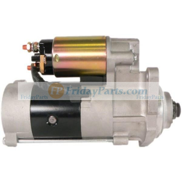 For ATLAS Excavator AM29R AM35R AM48R Engine S4L S4Q2 S4L2 Starter Motor 31A66-00102