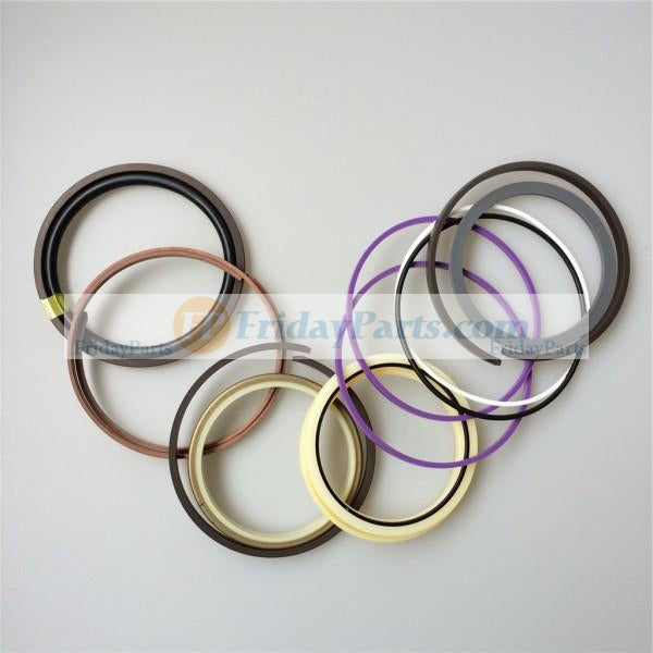 For Caterpillar Excavator CAT 303CR Hydraulic Cylinder Bucket Seal Kit