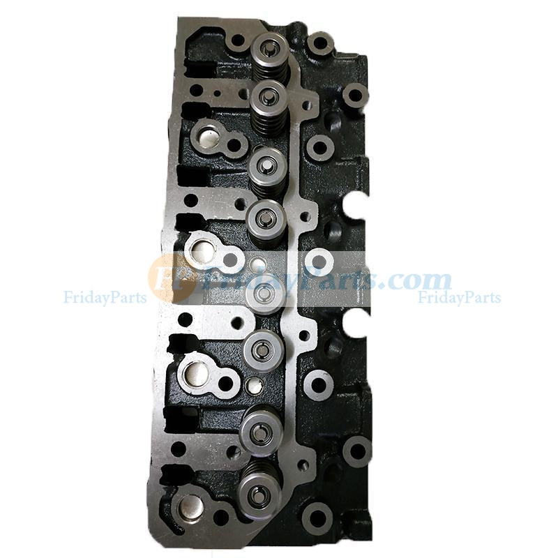 Cummins A2300 Engine Cylinder Head 4900995