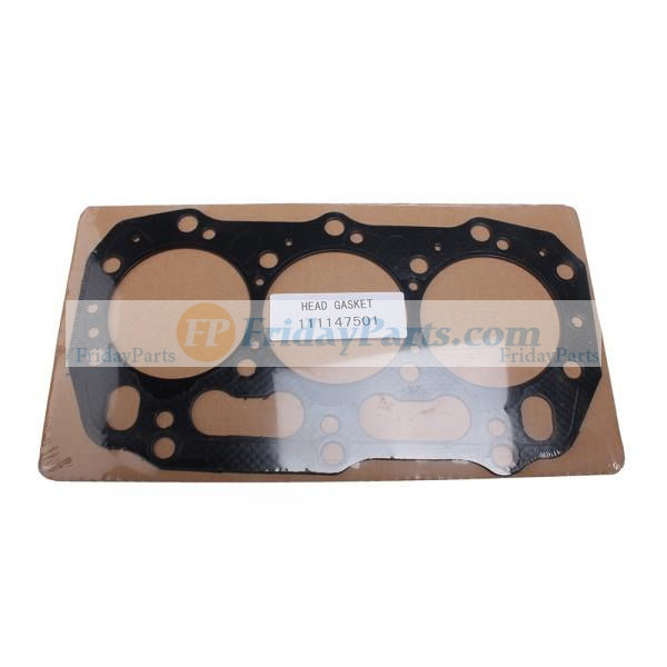 For FG Wilson Cylinder Head Gasket 998-649 998649