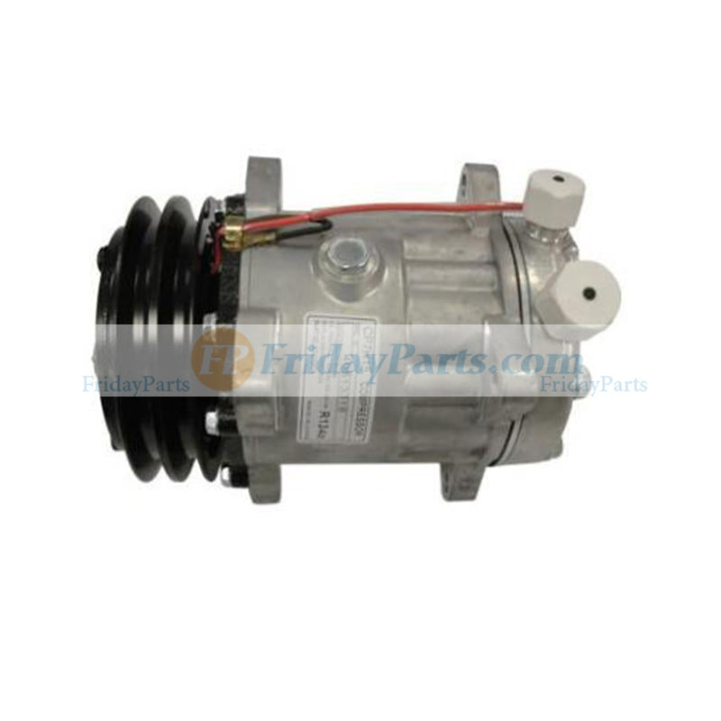 For JCB 2125 3220 2135 3190 8250 3185 Air Conditioning Compressor 477/42400