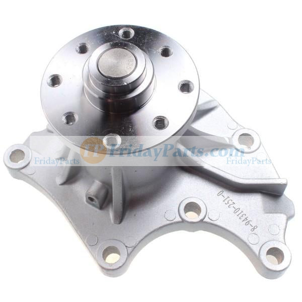 For JCB 8060 8052 8080 8056 Water Pump 02/801724 02801724