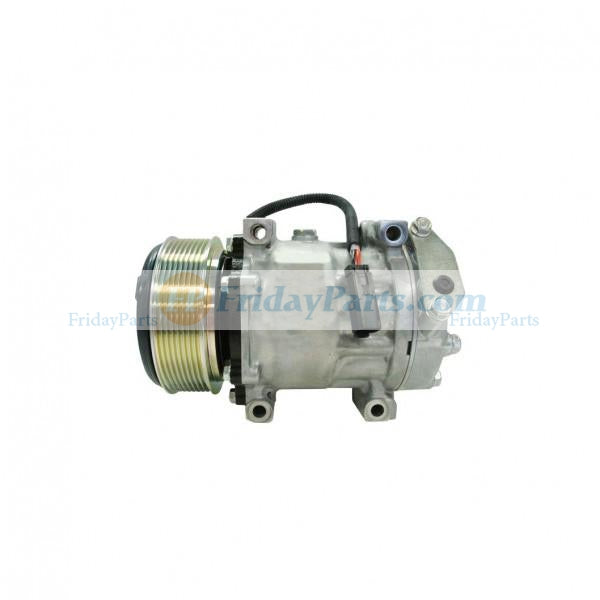For JCB Telescopic Handler 531 535 535-125 535-140 535-95 536-60 Air Conditioning Compressor 320/08562