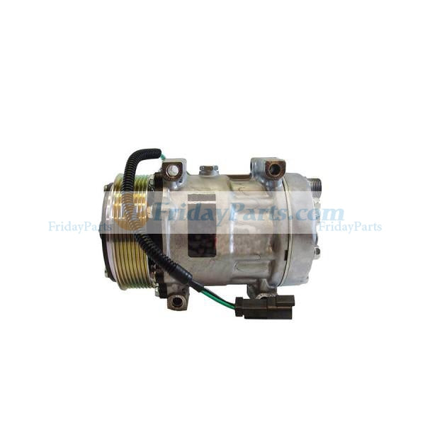 For JCB Wheel Loader 414 416 416HT 426 434 436 Air Conditioning Compressor 30/926801