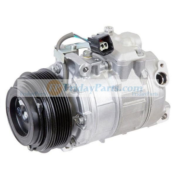 For Kobelco Excavator SK250LC SK250NLC SK270LC SK300LC SK400LC Air Conditioning Compressor 24100P4816S019
