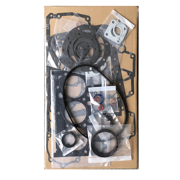 Overhaul Gasket Kit 6735-K1-1110 6735-K2-1110 for Komatsu 6D102-1 6D102 Engine PC200LL-6 PC220LL-6 WA180-3L WA250-3L