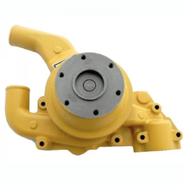 For Komatsu Bulldozer D31A-16 D31P-16 D31PL-16 D31Q-16 D31S-16 Engine 4D105-3C Water Pump 6130-62-1200 6130-62-1201 6130-62-1302
