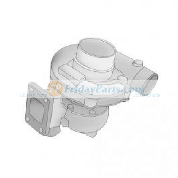 For Liebherr Engine D924TIEA2 D9408TI Turbocharger 53279716607 5700246 5700180