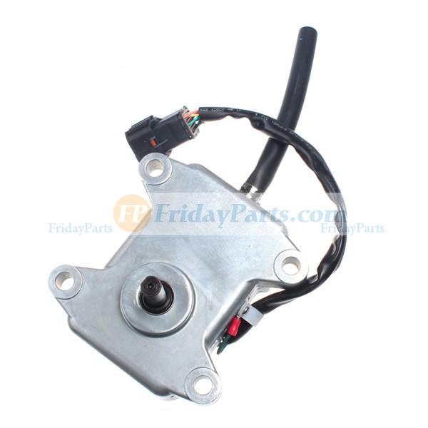 For JCB JS330 JS180 JS130 JS200 JS220 JS240 JS260 JS210 9 PINS Stepping Throttle Motor KHR1713