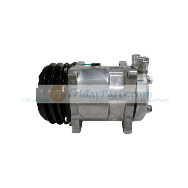For Volvo Excavator EW150 EW130 EL70C EC620 Air Conditioning Compressor VOE11007314