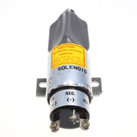 FP 24V Fuel Stop Solenoid 1751-24E7UIB1S5 for Caterpillar CAT S6K S4KT E70B 320B 320C