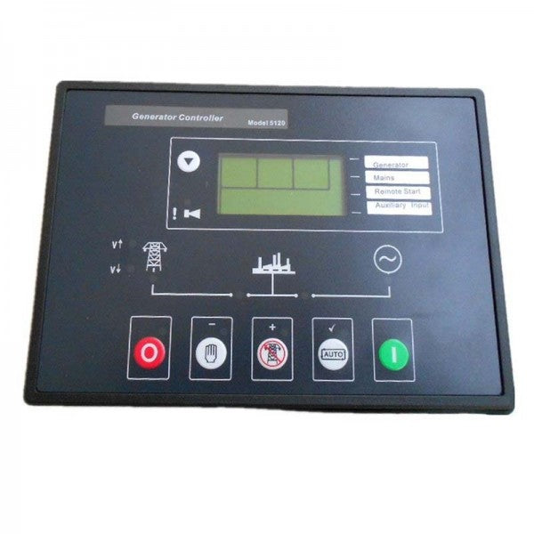 Generator Controller DSE5120 Module Control Panel Genset Parts for Deep Sea