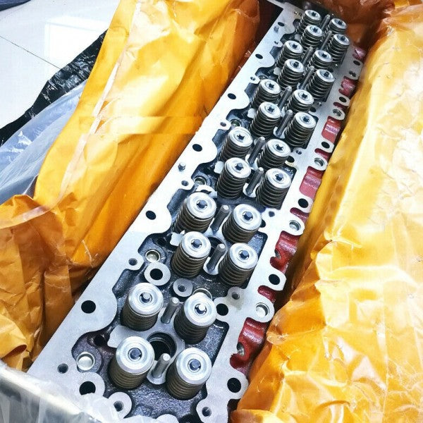 Hino J08E Complete Cylinder Head with Valves and Springs