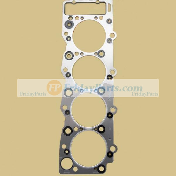 For Hitachi ZX240-3 ZX270-3 Engine Cylinder Head Gasket 8981142560