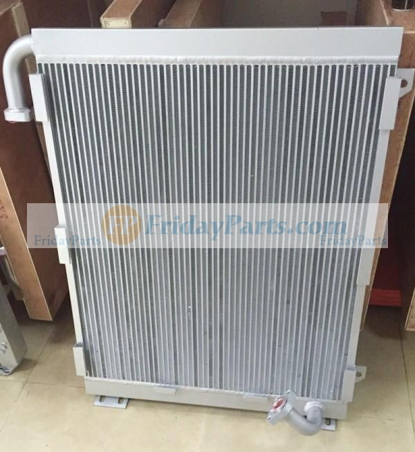 For Komatsu Excavator PC200-6 PC210-6 PC220-6 PC230-6 PC250-6 Hydraulic Oil Cooler 20Y-03-21121 20Y-03-21720