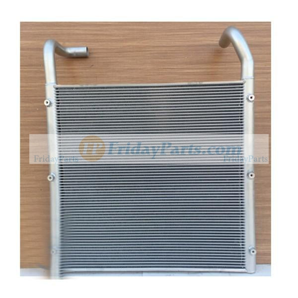 For Hitachi Excavator EX200-2 EX200-3 Hydraulic Oil Cooler ASS'Y 4287045