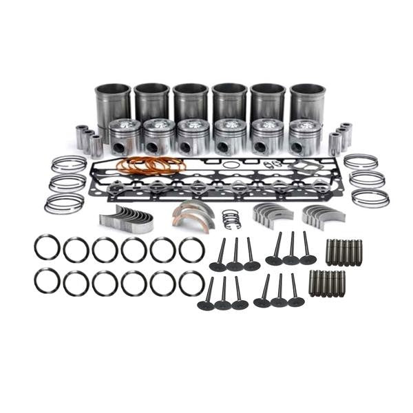 Isuzu 6BD1 Engine Overhaul Rebuild Kit for Hitachi UH06-5 Excavator