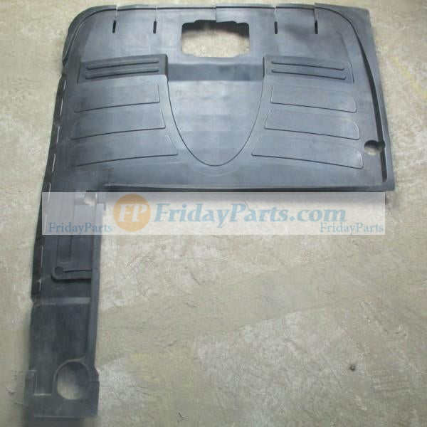Cab Rubber Floor Mat Foot Gasket for KATO HD1430R
