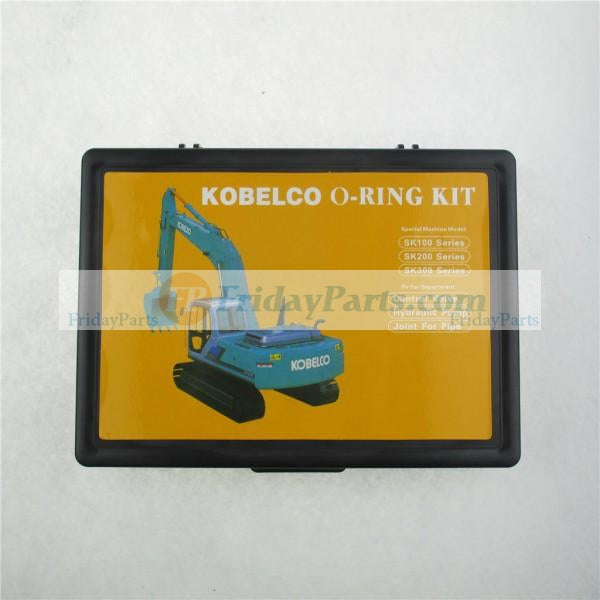 For Kobelco Boxed Seal O-ring Box