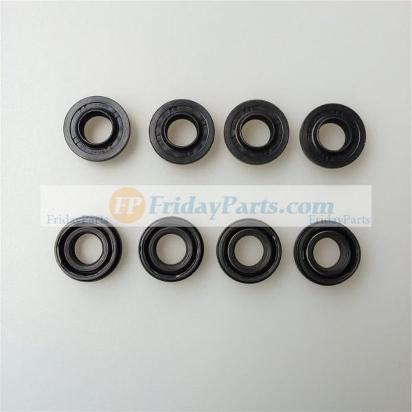 For Kobelco Excavator SK60-3 Pilot Valve Seal Kit