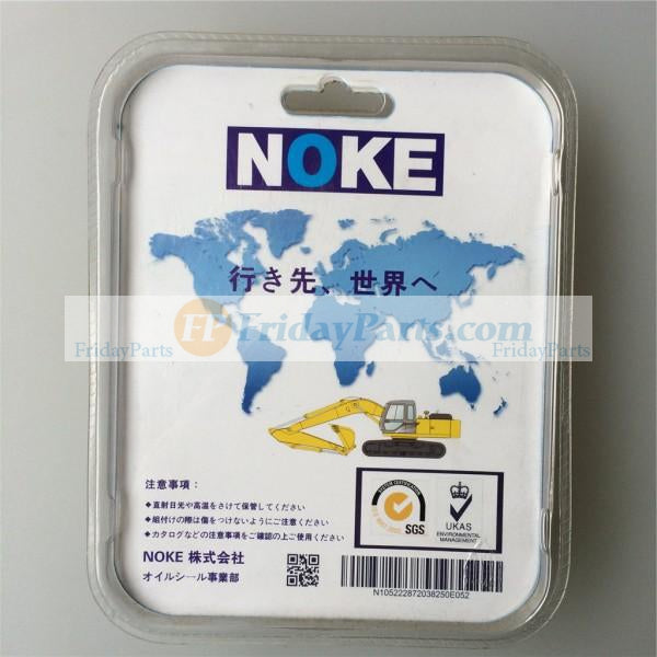 For Kobelco Excavator SK60 SK60-1 Swivel Joint Seal Kit