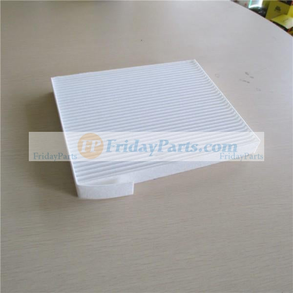 For Komatsu Small Head Machine PC120-6 Air Conditioning External Filter Core Filter Element