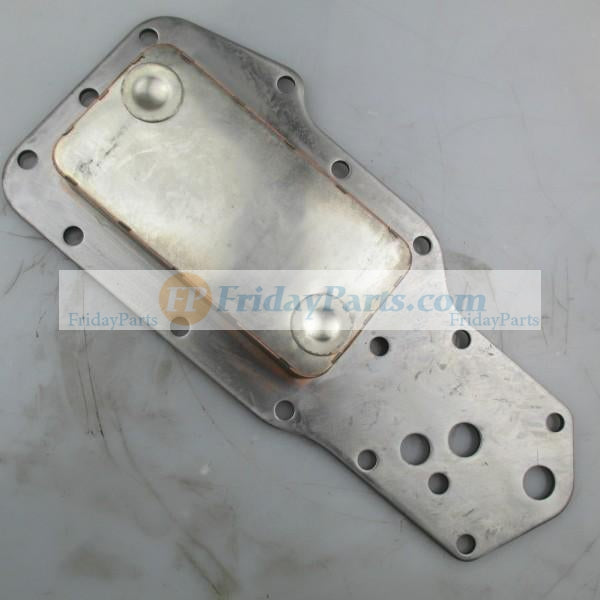 For Komatsu Excavator PC120-6E Engine 4D102 Oil Radiator