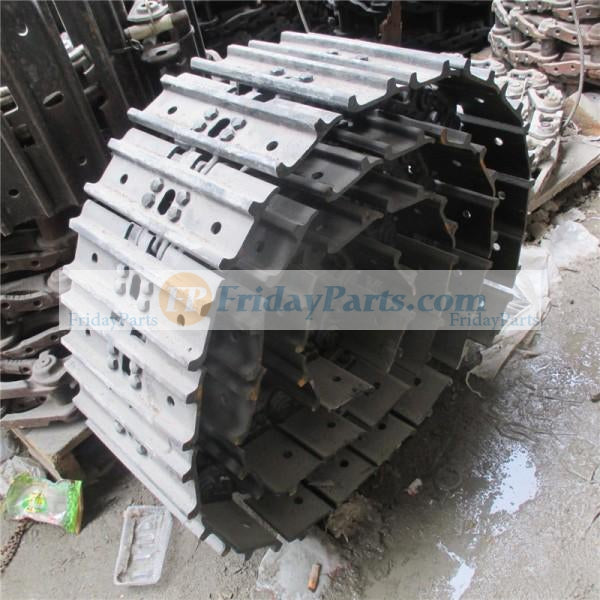 For Komatsu PC20-3 PC20-5 PC30-1 PC30-3 PC30-5 Track Link Chain Ass'y 20S-32-00012 20S-32-00011