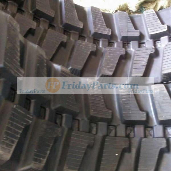 For Komatsu Excavator PC50UU-2 Rubber Belt Track Assembly