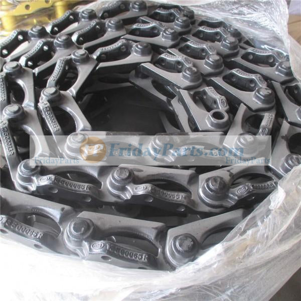 For Komatsu Excavator PC60-3 PC60-5 PC60U-3 PC60U-5 Track Link Ass'y 201-32-00130 201-32-00131